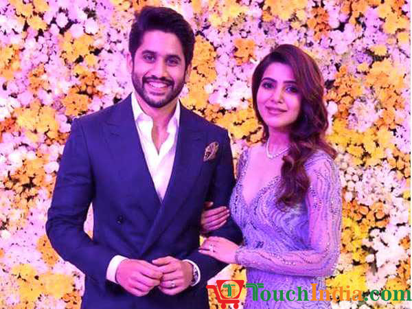 Naga Chaitanya & Samantha duo