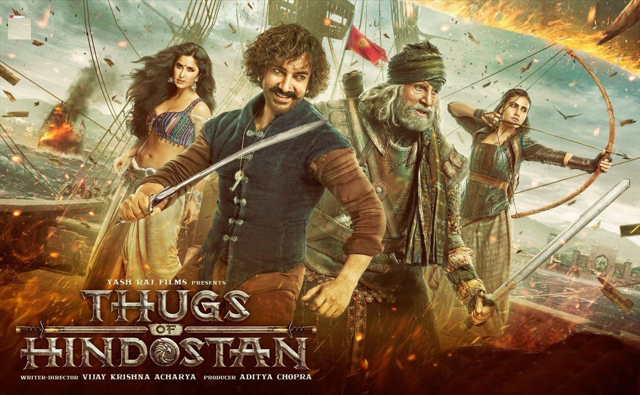 Quiz on Thugs of Hindostan