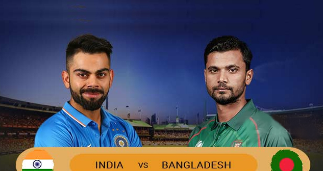 IND vs BAN World Cup