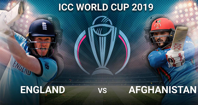 ENG vs AFG World Cup