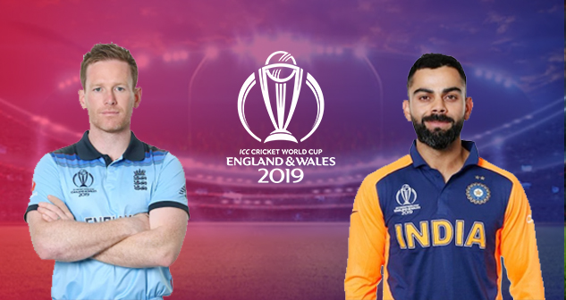 ENG vs IND World Cup