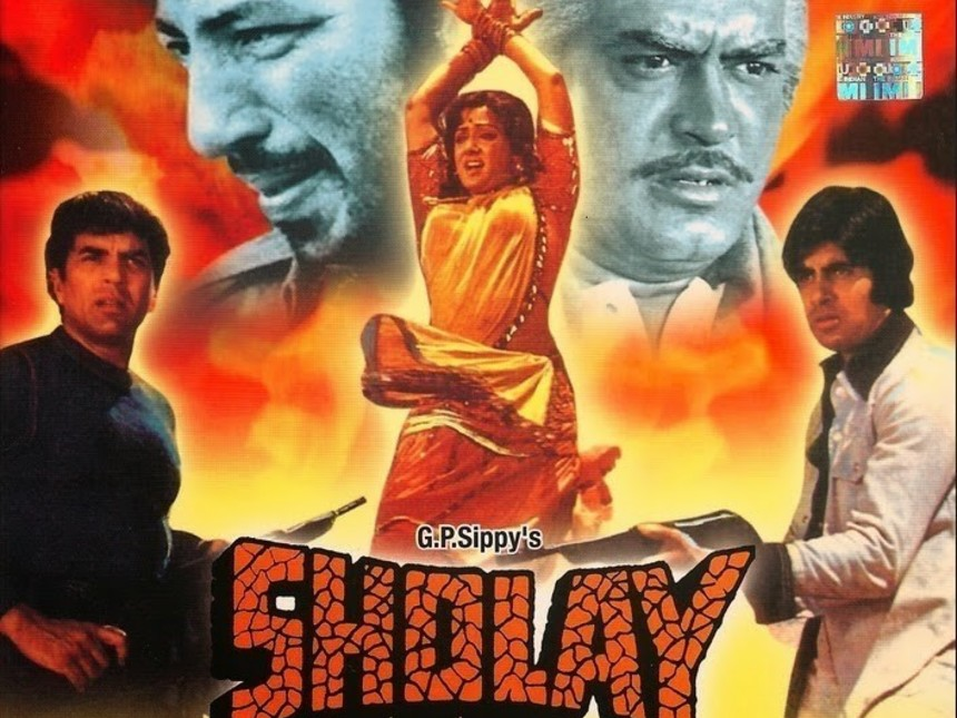 Quiz on Sholay.