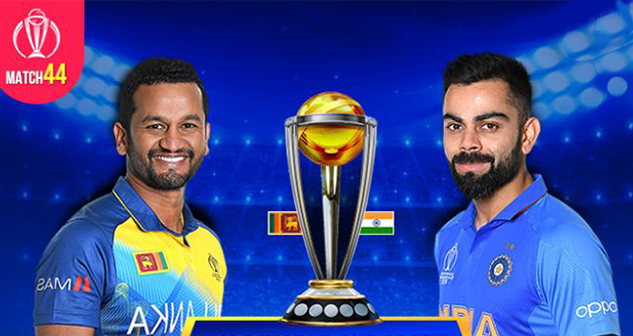 IND vs SL World Cup