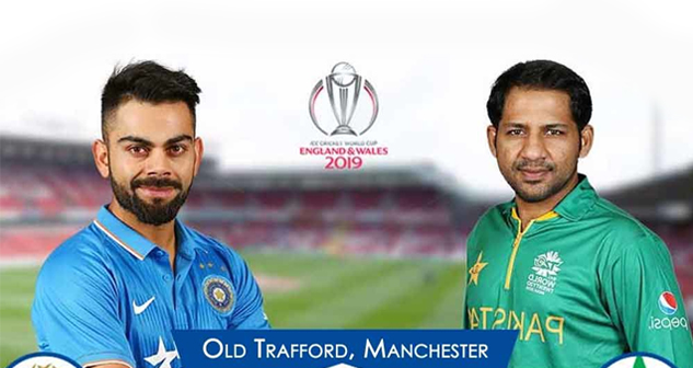 IND vs PAK World Cup
