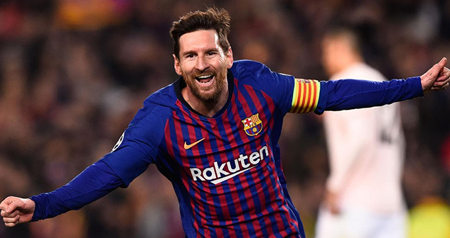 Lionel Messi ( Football)