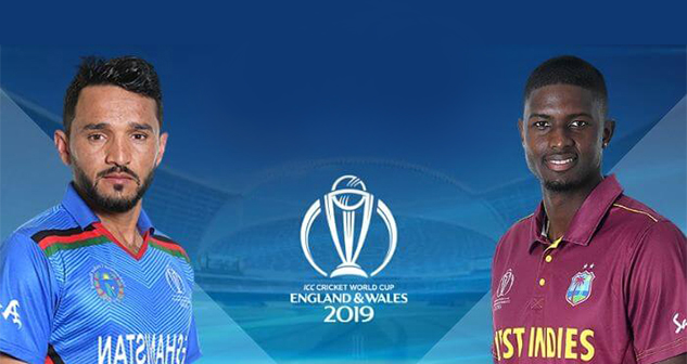 AFG vs WI World Cup