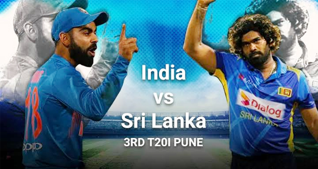 IND vs SL 3rd T20 2020