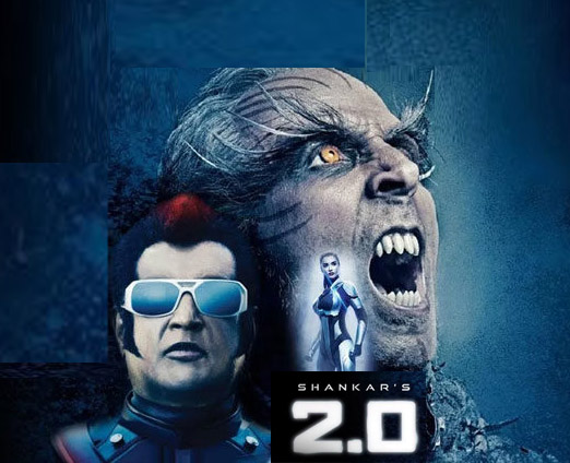 Quiz on Robo 2 Movie