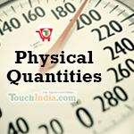 Quiz on Physical Quantity