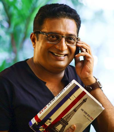 Quiz on prakash raj